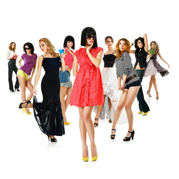 Photo of Kinds of Fashion Clothing Available
