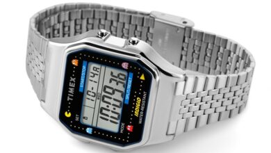 Photo of T80 x PAC-MAN by Timex: Hitting All Right Notes of Nostalgia