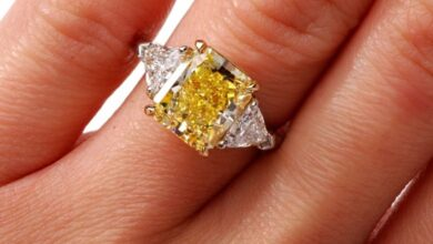 Photo of Most Beautiful Yellow Diamond Rings