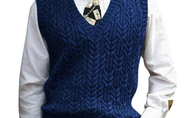 Photo of Four Tips to Own Vintage Knitwear for Men