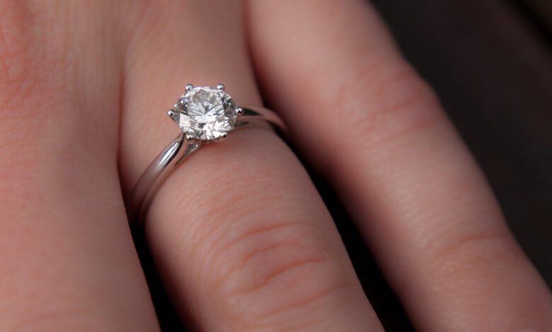 Photo of Check out the latest types of halo engagement rings in London