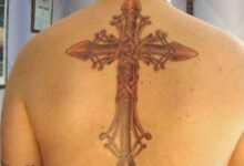 Photo of The Cross Signifies The Yin And Yang, Masculinity, And Femininity Of Nature